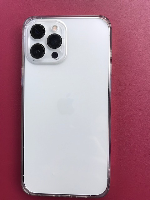 iPhone 12 Pro Max(128GB)シルバー