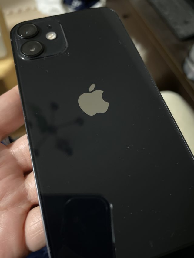 iPhone 12 mini(128GB)ブラック