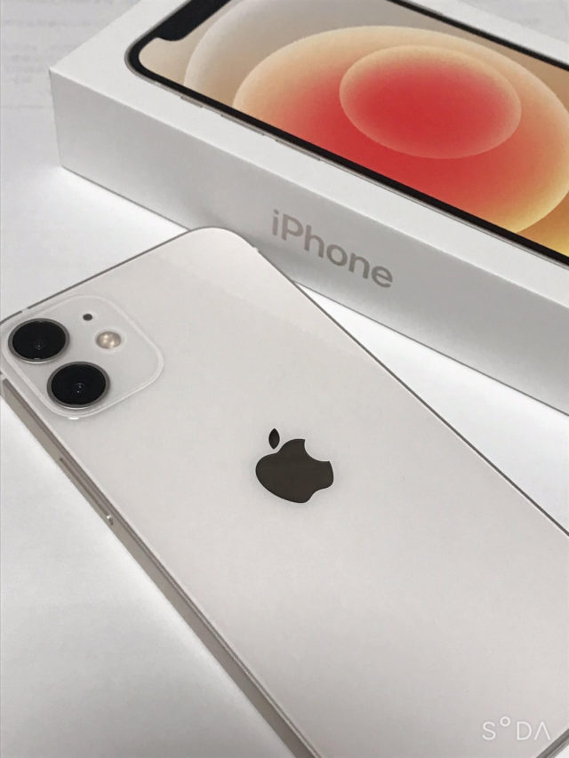 iPhone 12 mini(128GB)ホワイト3
