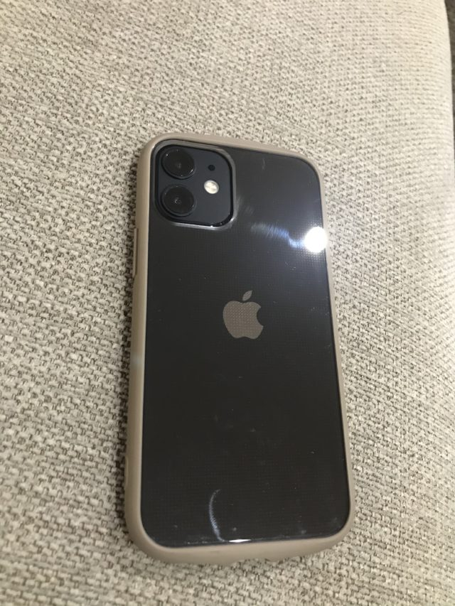 iPhone 12 mini(256GB)ブラック