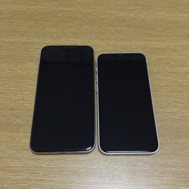 iPhone 12 mini(64GB)ホワイト