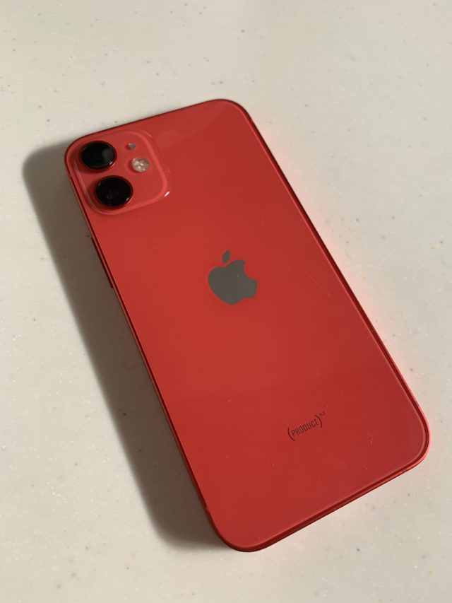iPhone 12 mini(64GB)(PRODUCT)RED